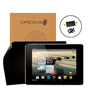 Celicious Privacy Acer Iconia Tab A1-811 [2-Way] Filter Screen Protector