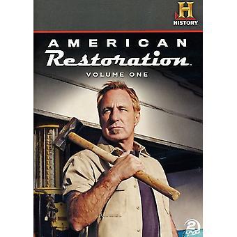 American Restoration-Vol. 1 [DVD] USA import