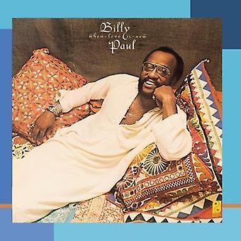 Billy Paul - när kärleken är ny [CD] USA import