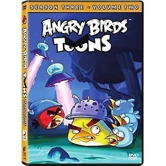 Arga fåglar Toons: Säsongen 03 - Vol 2 [DVD] USA import