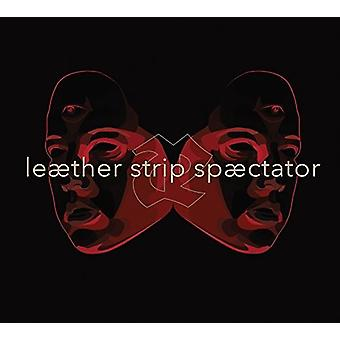 Læder Strip - læder Strip-Spaectator [Vinyl] USA importerer