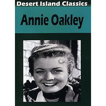 Annie Oakley TV Show [DVD] USA import