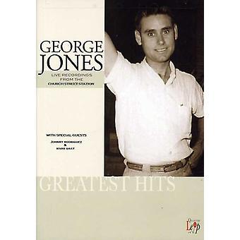 George Jones - Live in Concert [DVD] USA import