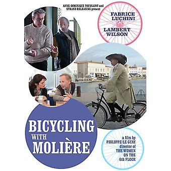 Bicylcing med Moliere [DVD] USA importerer