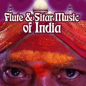 Vijay Raghav Rao with Alla Rakha - Ravi Shankar Presents Flute & Sitar Music of India [CD] USA import