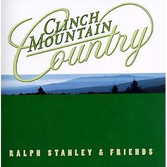 Ralph Stanley & venner - Klinke bjerg land [CD] USA import