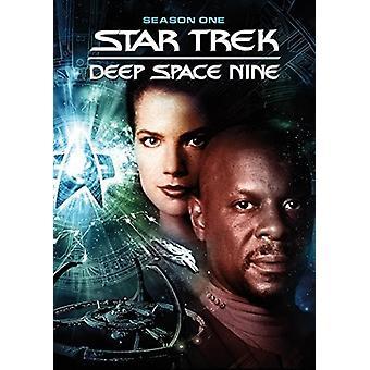 Star Trek - Deep Space Nine: Sæson 1 [DVD] USA import
