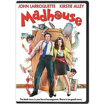 Madhouse (1990) [DVD] USA import