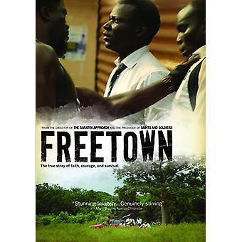 Freetown [DVD] USA importerer
