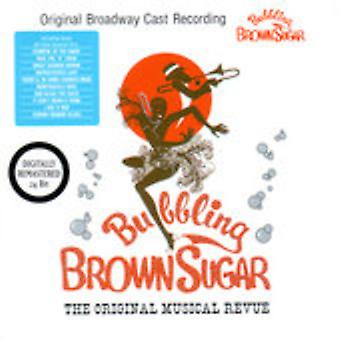 Cast Recording - Bubbling Brown Sugar [CD] USA import