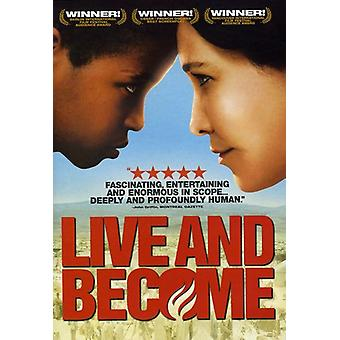 Live & Bliv [DVD] USA importerer