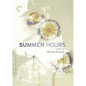 Sommer Stunden [DVD] USA importieren