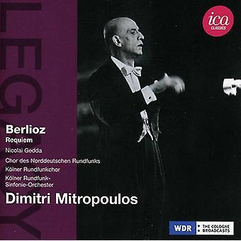 H. Berlioz - Berlioz: Requiem [CD] USA import