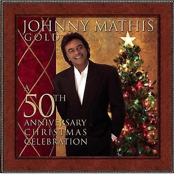 Johnny Mathis - Johnny Mathis : 50e anniversaire Noël MGM [CD] USA import