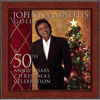 Johnny Mathis - Johnny Mathis: 50th Anniversary Christmas Celebrat [CD] USA import