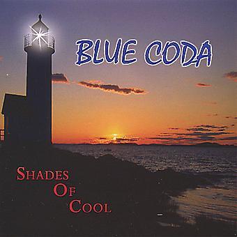 Blue Coda - Shades of Cool [CD] USA import