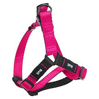 Yagu Basic petral Fuchsia Color (Dogs , Collars, Leads and Harnesses , Harnesses)