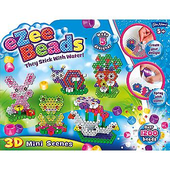 John Adams Ezee Beads 3D Mini Scenes Game