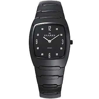 Skagen Ladies' Ceramic Watch 914SBXC