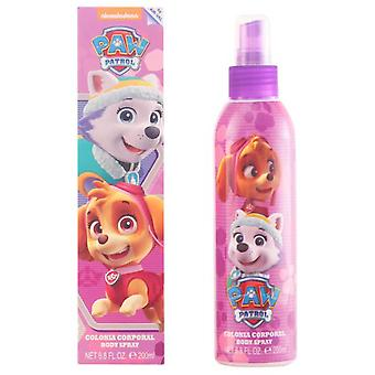 Patrulla Canina Rosa Colonia Body Spray 200 ml (Niños , Perfumería)