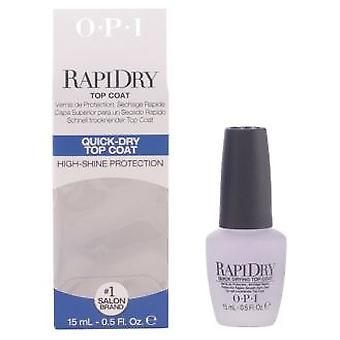 Opi Rapidry Top Coat 15 Ml (Make-up , Nails , Nail polish)