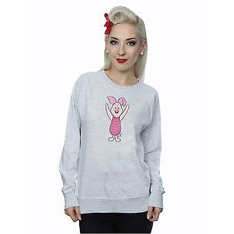Disney Damen klassische Ferkel Sweatshirt