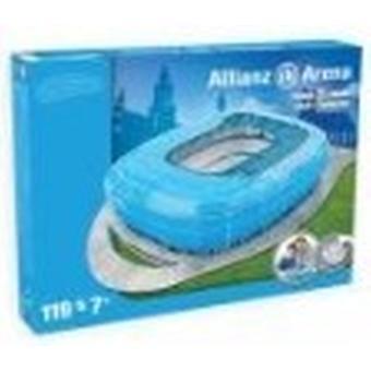 Puzzel Bayern Munchen bl: Allianz Arena 119 stukjes