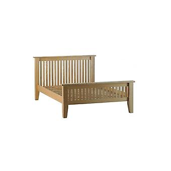 Direct Home Living Pacific Ash 5ft Bed