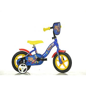 DINO Bikes Fireman Sam 12inch Bicycle