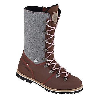 Dachstein Womens vinterstøvler Traudi Brown - 311765-2000-5059
