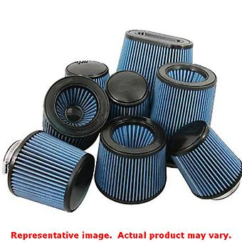 Injen Replacement Filters X-1013-BR Black 6in Base / 5in Tall / 5in Top Fits:UN