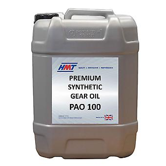 HMTG140 Premium Synthetic Industrial Gear Oil PAO 100 - 25 Litre Plastic