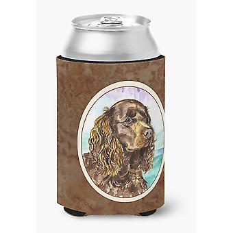 Carolines Treasures  7008CC American Water Spaniel Can or Bottle Hugger