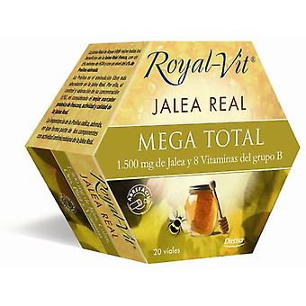 Dietisa Total 1500 Royal Mega Vit 20 Mg Vials