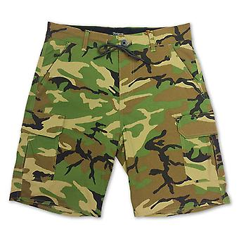 Brixton Transport 20 Camo Cargo Shorts