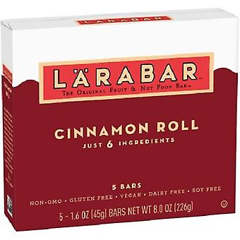 Larabar Cinnamon Roll Fruit & Nut Food Bar 2 Box Pack