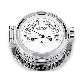 Wempe chronometer works nautical portholes Comfortmeter CW110003
