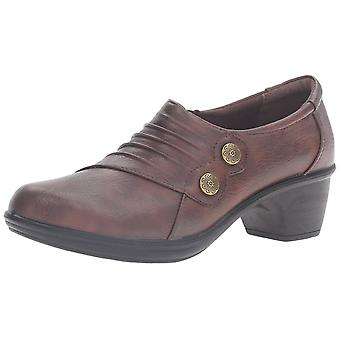 Easy Street Womens Edison Round Toe Clogs