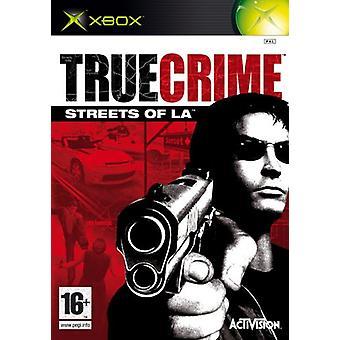 True Crime gatorna i LA (Xbox)