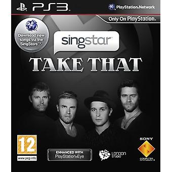 SingStar Take at (PS3)