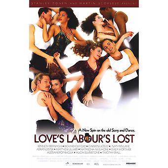 Loves Labours Lost Movie Poster (11 x 17)