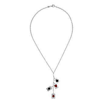 Orphelia Silber 925 Halskette 42Cm Aas-Kla ZK-2625