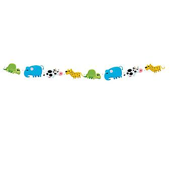 De Coquette animal necklace kids party animal party birthday animals 3 m