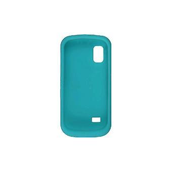 Trådlös lösning 5 pack silikon Gel Case för Samsung SGH-A887-Aqua