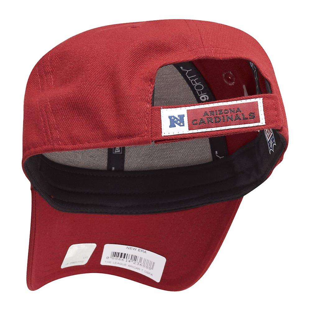 1060b2dd New era Cap - NFL LEAGUE Arizona Cardinals 9Forty rubin