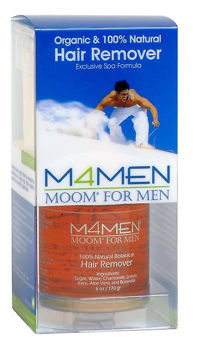 M4MEN Moom for Men 100% natural Organic Hair Remover