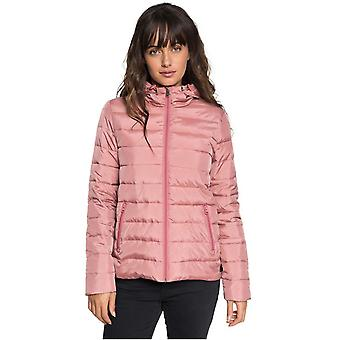 Roxy Withered Rose Rock Peak Womens Water Resistant Jacket