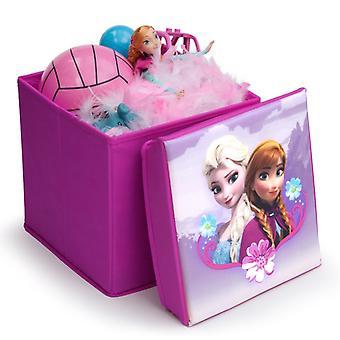 Disney Frozen TC85884FZ Canvas Speelgoed Opbergdoos 28cm