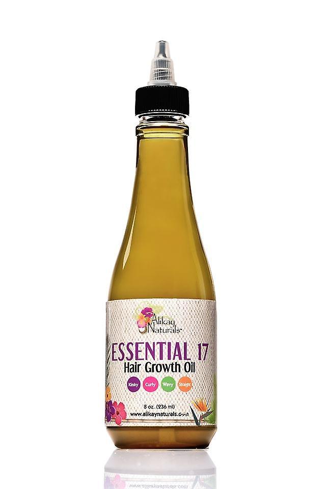 Alikay Huile 8oz Croissance Essentiel 17 Naturals Capillaire De nk0wPO