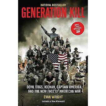 Generation Kill par Evan Wright - livre 9780425224748